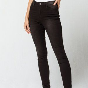 RSQ NWT Black High Rise Skinny Jeans Size 0